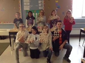Ms. Calder's Grade 3 Class