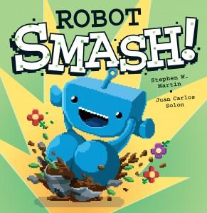 Chirp Magazine Robot SMASH!