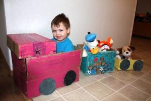 Box Train - Karter