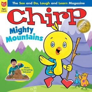 Chirp Magazine The March Issue is Here!