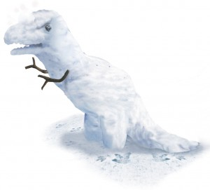 polar dino by Kathy Boake