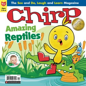 Chirp Magazine The April Issue Is Out!