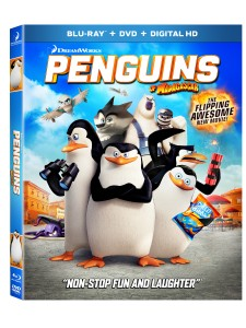 chickaDEE Magazine Penguins of Madagascar Contest