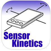 Sensor Kinetics App