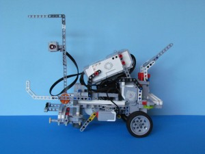 Team 2766 Is Lost's Robot