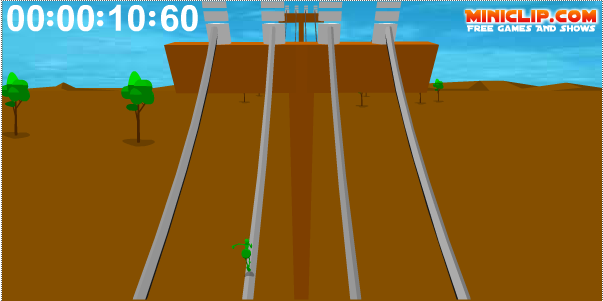 Bug On A Wire - A free Action Game - Games at Miniclip.com