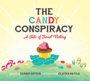 chickaDEE Book Recommendation The Candy Conspircay