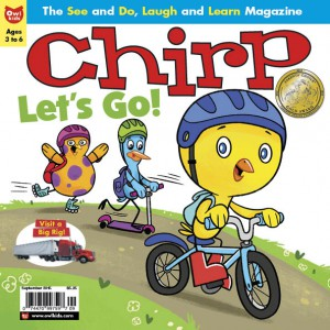 Chirp 2015 September cover