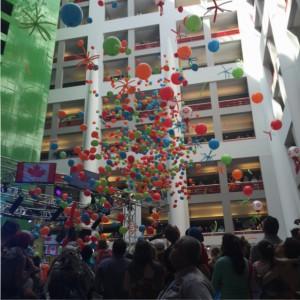 Kids' CBC Days Balloon Drop Finale