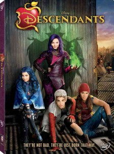 OWL Magazine contest Descendants DVD