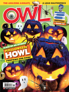 OWL October is spooktacular