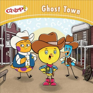 Ghost Town book