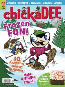 chickaDEE cover