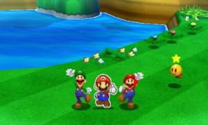Mario & Luigi Paper Jam cover art