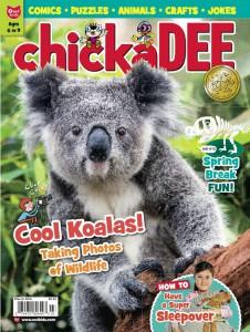 koala chickaDEE cover
