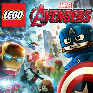 LEGO Marvel's Avengers video game