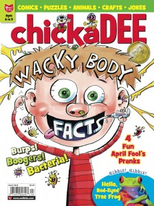Dave Whamond chickaDEE cover