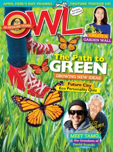OWL Magazine April 2016