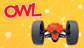 OWL Magazine 2016 Reader Survey contest button