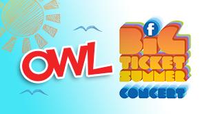 Big Ticket Summer Concert Contest button