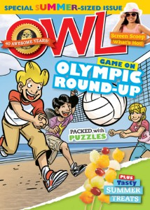 OWL Magazine Summer 2016 cover