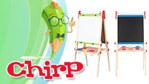 Chirp Magazine September 2016 School Contest button