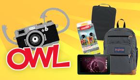 OWL September 2016 Photo Contest Button