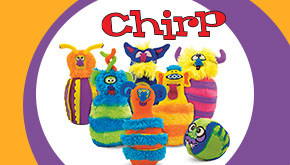 Chirp Magazine October 2016 Monster Contest button
