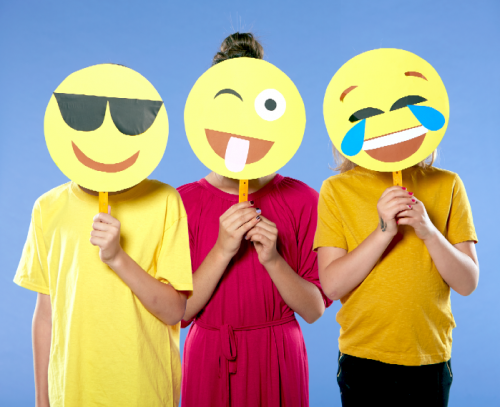 OWL October 2016 emoji costumes