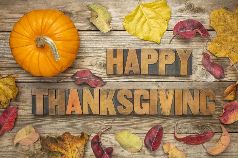 Chirp Magazine: Happy Thanksgiving