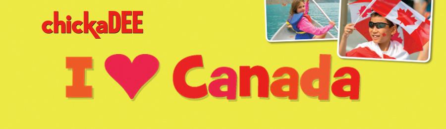 chickaDEE Magazine: I [heart] Canada