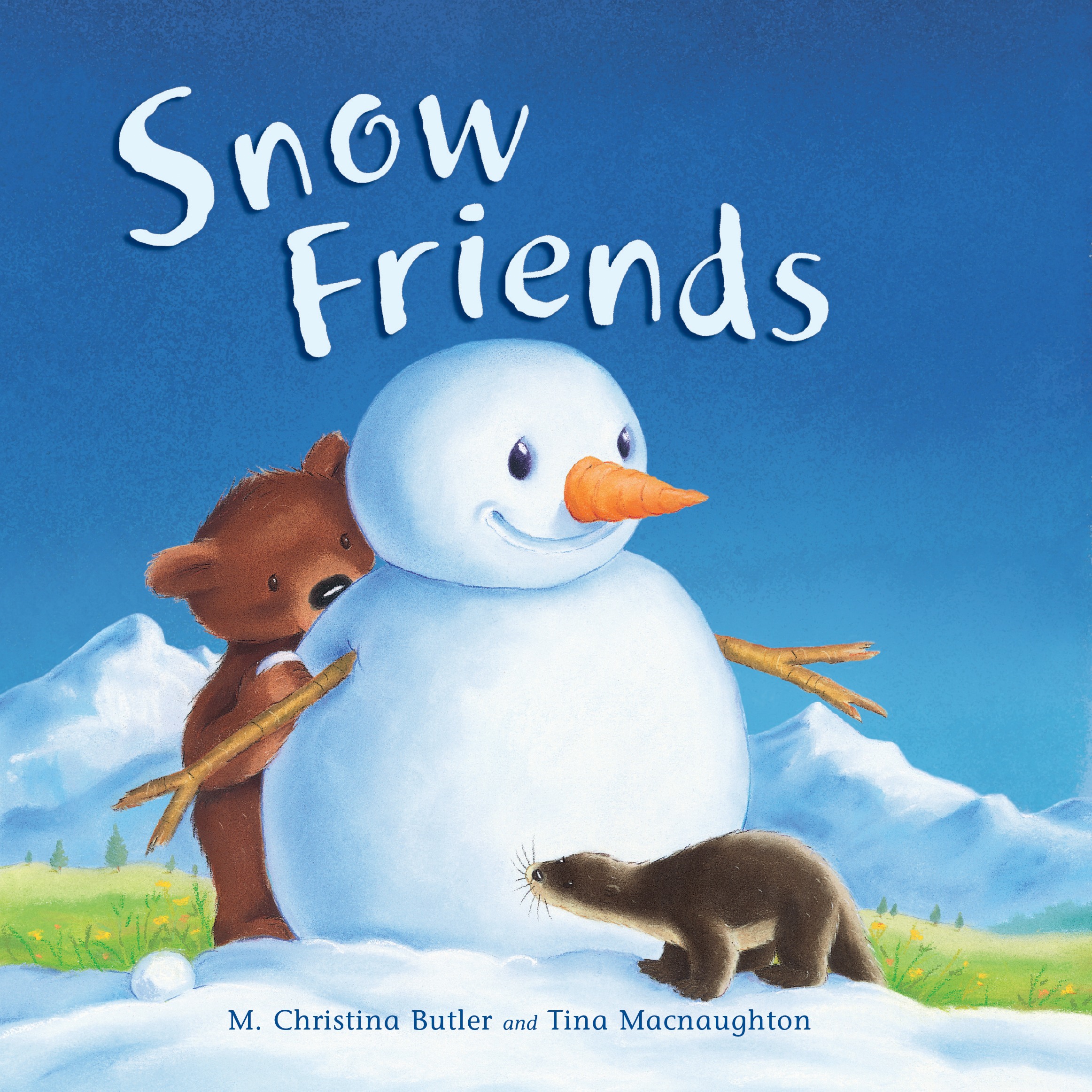 Chirp's Snow Friends Contest
