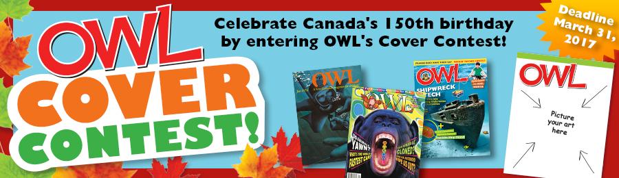 OWL Magazine 2017 Cover Contest