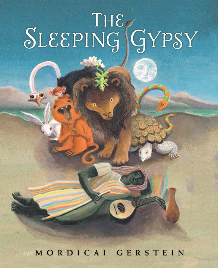 Book Review: The Sleeping Gypsy