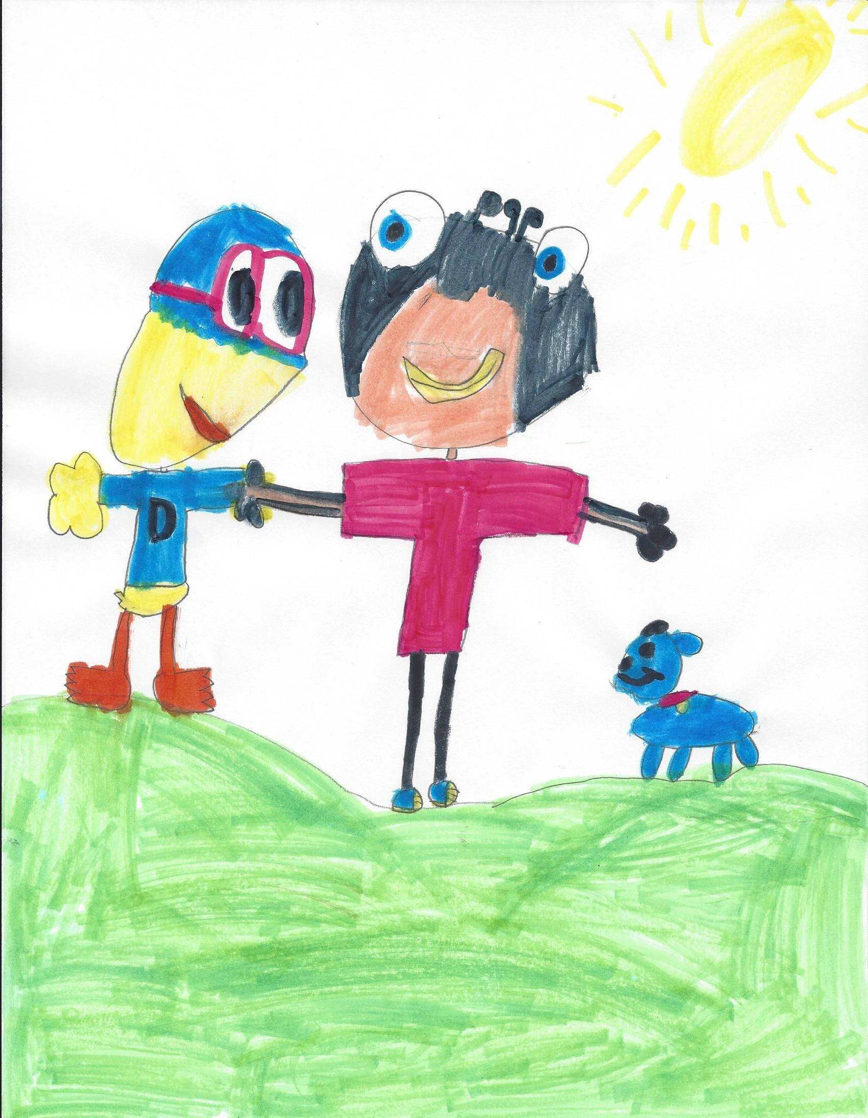 Art for Chickadee