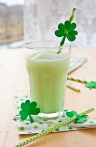 chickaDEE Magazine: Shamrock Shake Recipe