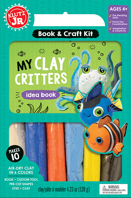 Chirp Magazine: Clay Critters Contest