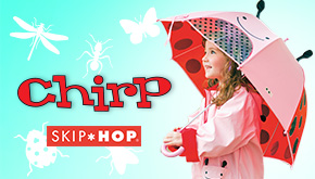 Chirp Magazine Bug Contest Button