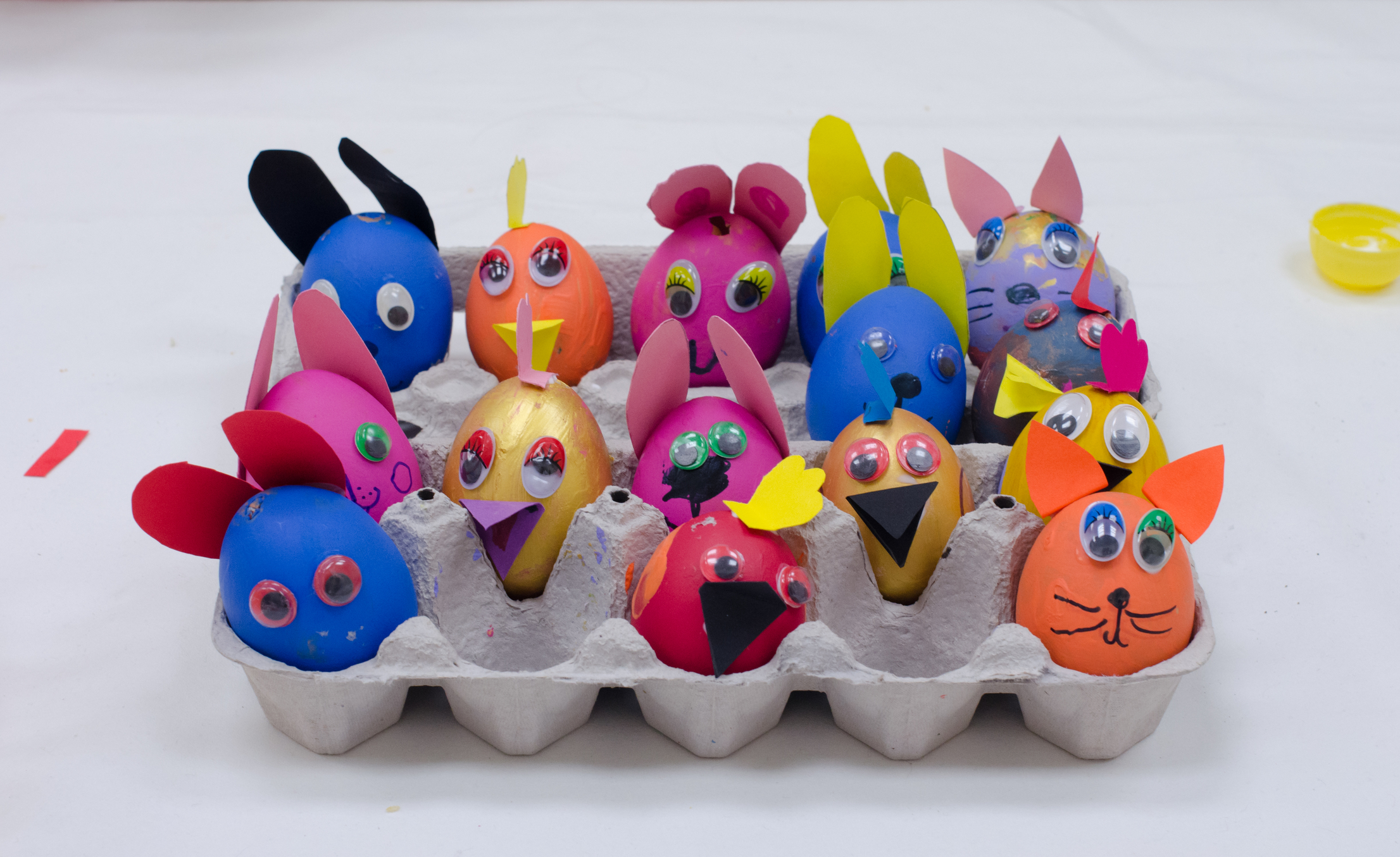 Chirp Magazine: Animal Easter Eggs