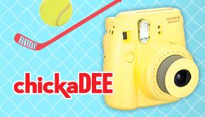 chickaDEE Magazine: Button