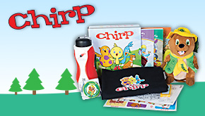 Chirp Magazine: Button