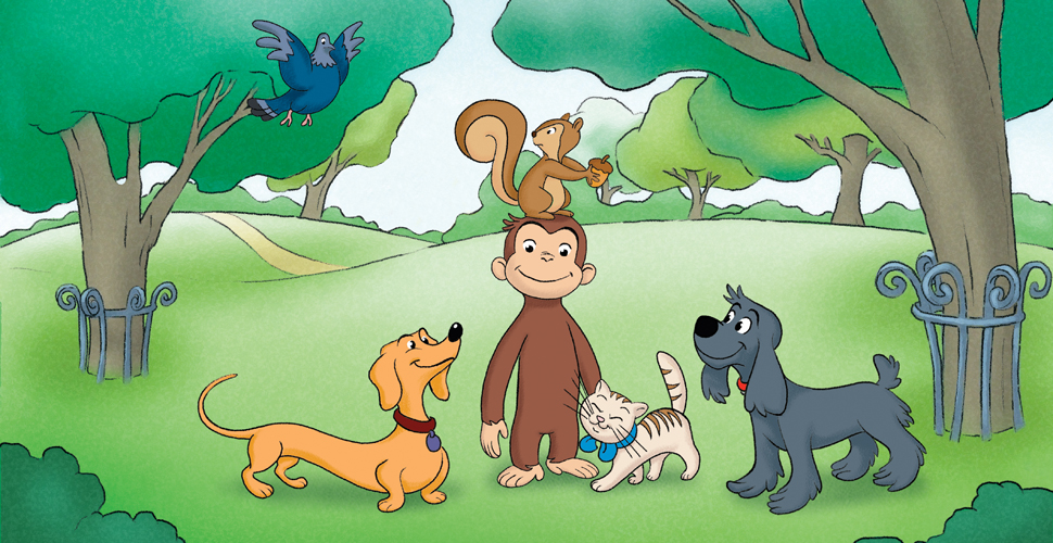 Chirp Magazine: Curious George