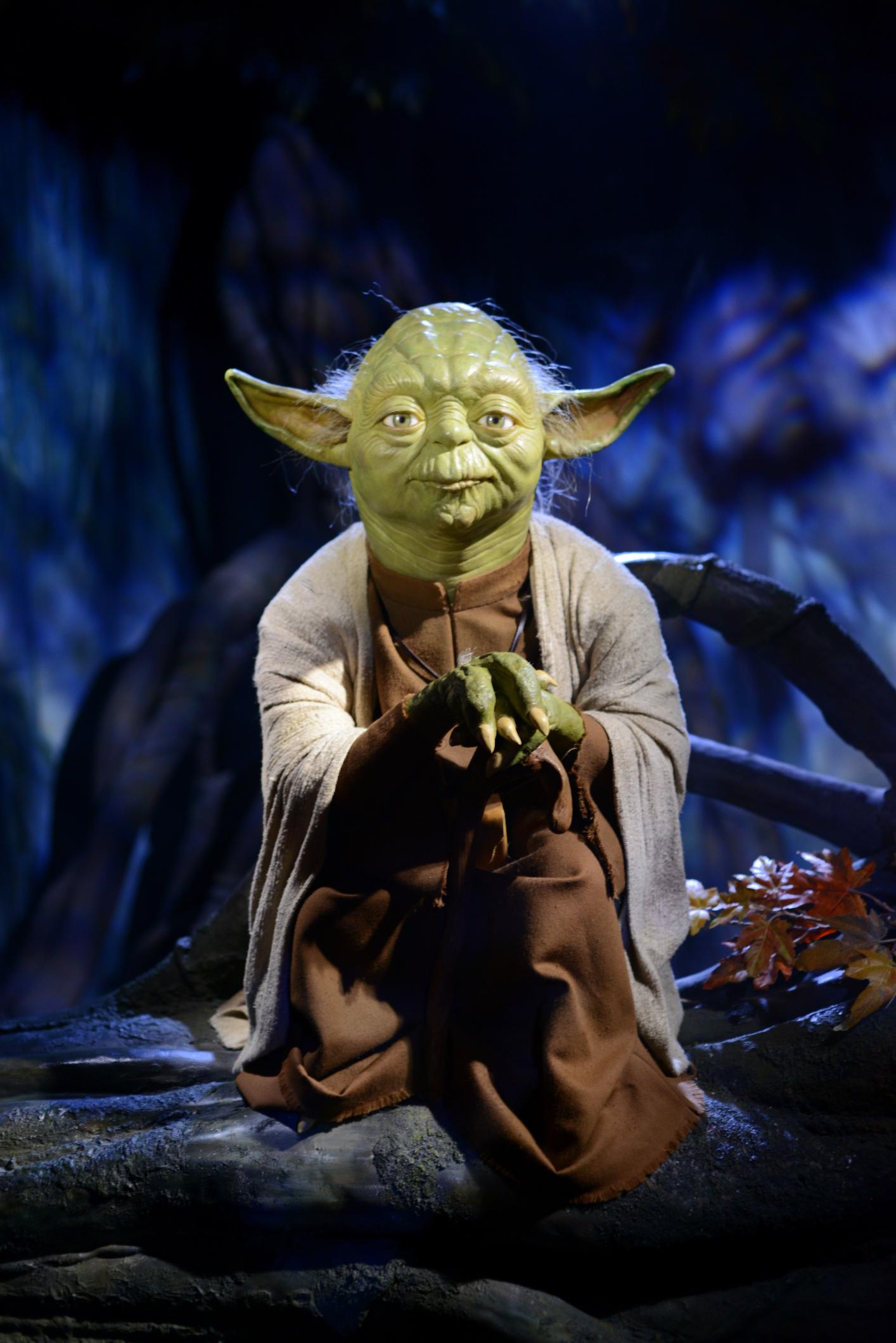 chickaDEE Magazine: Speak like Yoda