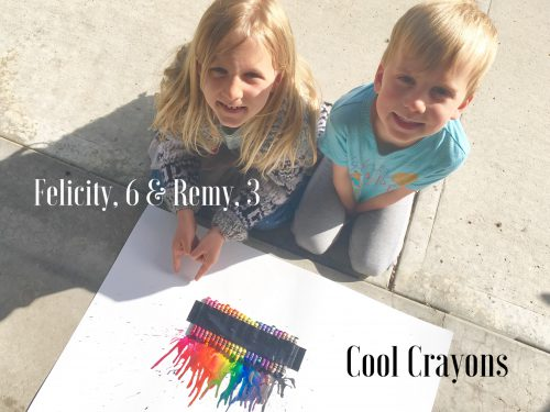 Owlkids Cool Crayons Project Owlkids