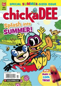 chickaDEE summer cover