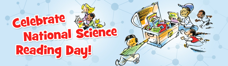 Science Reading Day Banner
