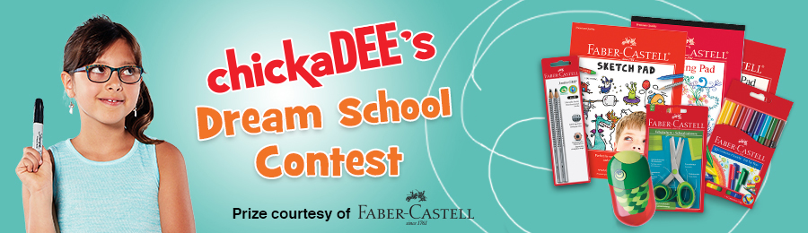 chickaDEE's Dream School Contest Banner