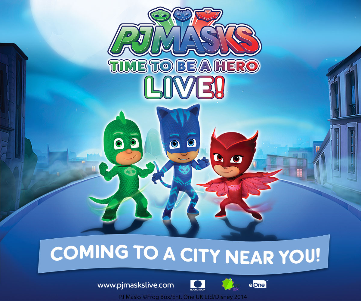 Chirp Magazine: PJ Masks Contest