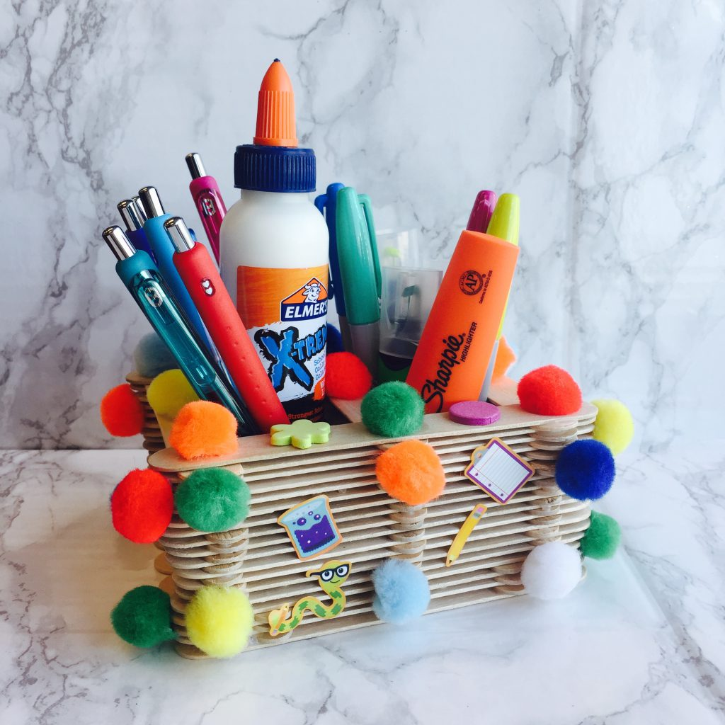 diy craft for back to school