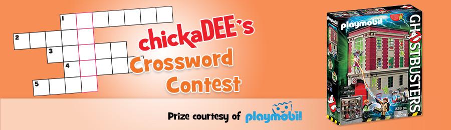 chickaDEE Magazine: Crossword Contest